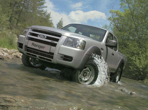 Ford  Ranger New / ФОРД Рэнджер