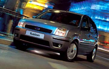 Ford Fusion ( Форд Фьюжн )
